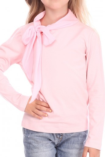 fancy-cotton-top-with-a-bow-collar-pink-(g16-16)1
