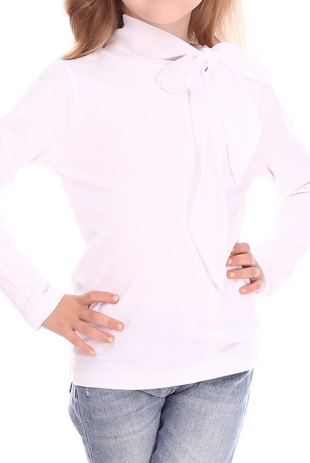 fancy-cotton-top-with-a-bow-collar-white-(g16-14)1